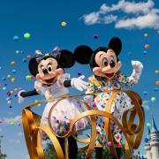 Disney精選特惠:鞋包服飾、玩具家居等全場購滿$100享7.5折!
