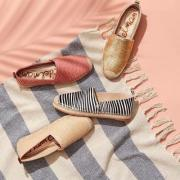 shoes.com最新特惠:精選Skechers、Sam Edelman等鞋履僅4折+還可享額外8折
