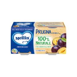 意大利Mellin美林西梅泥婴儿宝宝辅食怎么样?消费者评价