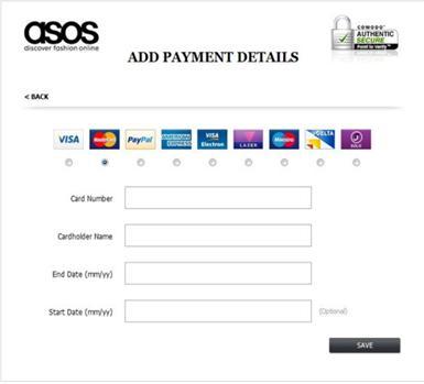 ASOS攻略:官网介绍及购物流程