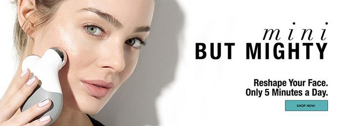skinstore:nuface微电流脸部美容仪享7折
