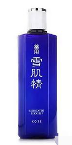 哪些日本面部护肤品好用?日本面部护理产品推荐