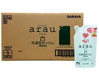 日本亚马逊妈妈计划会员:arau宝宝洗护品最高减1000日元+定期购享额外9折
