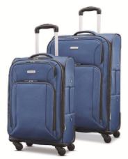 美国亚马逊现有Samsonite新秀丽行李箱2件享3折起+满$100立减$15