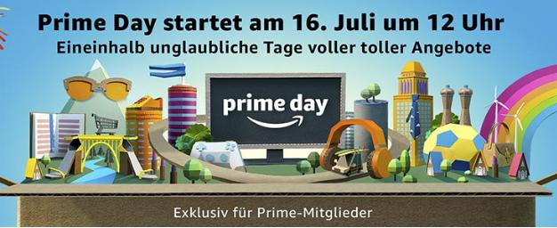 德国亚马逊2018年Prime Day会员日优惠汇总