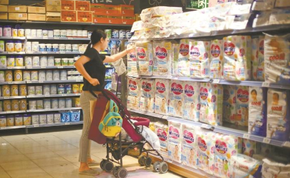"""跨境电商的发展,让""""海淘族""""从买奶粉到丰富人生"""