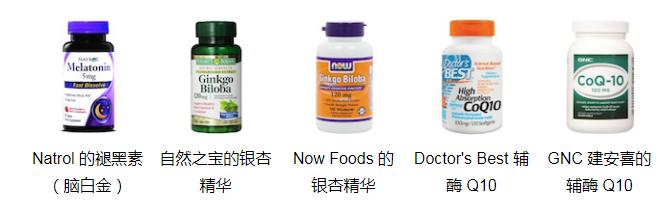 美国保健品购物攻略:推荐美国值得买的保健品
