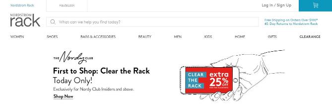 NordstromRack海淘攻略:2019最新NordstromRack美國官網購物流程