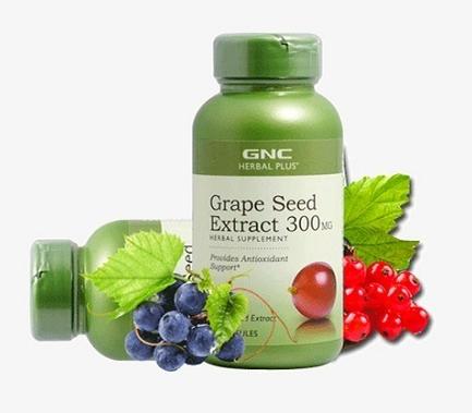 GNC 健安喜:精选热卖葡萄籽精华 低至2.7折+满额8折!