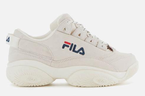 Allsole:精選 Fila 超火老爹鞋新款 最高滿£250立享7折