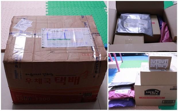 韩国G网10天到货,快、好、省、思密达
