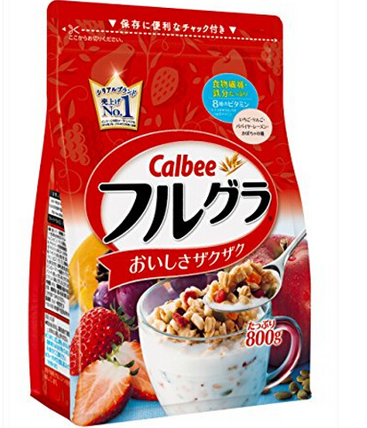 10款日本亚马逊值得海淘的美味零食