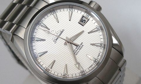 OMEGA 欧米茄 Seamaster 系列 Aqua Terra 231.10.39.21.001 男款机械腕表
