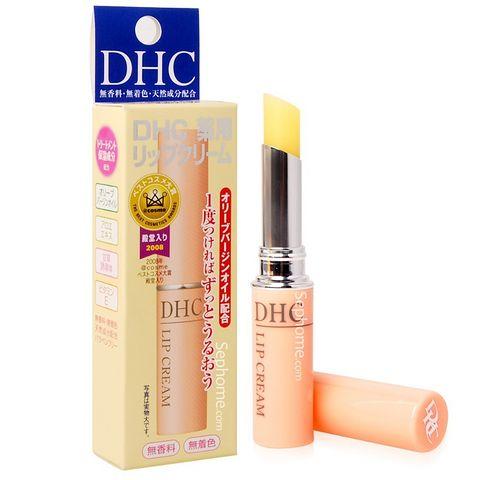 新补货:DHC 蝶翠诗 橄榄润唇膏 1.5g