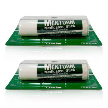 凑单品:OMI 近江蔓莎 天然植物润唇膏 5g*2支