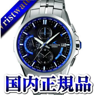CASIO OCW-S3000-1AJF Casio Oceanus OCEANUS MADE IN JAPAN radio solar watch domestic regular