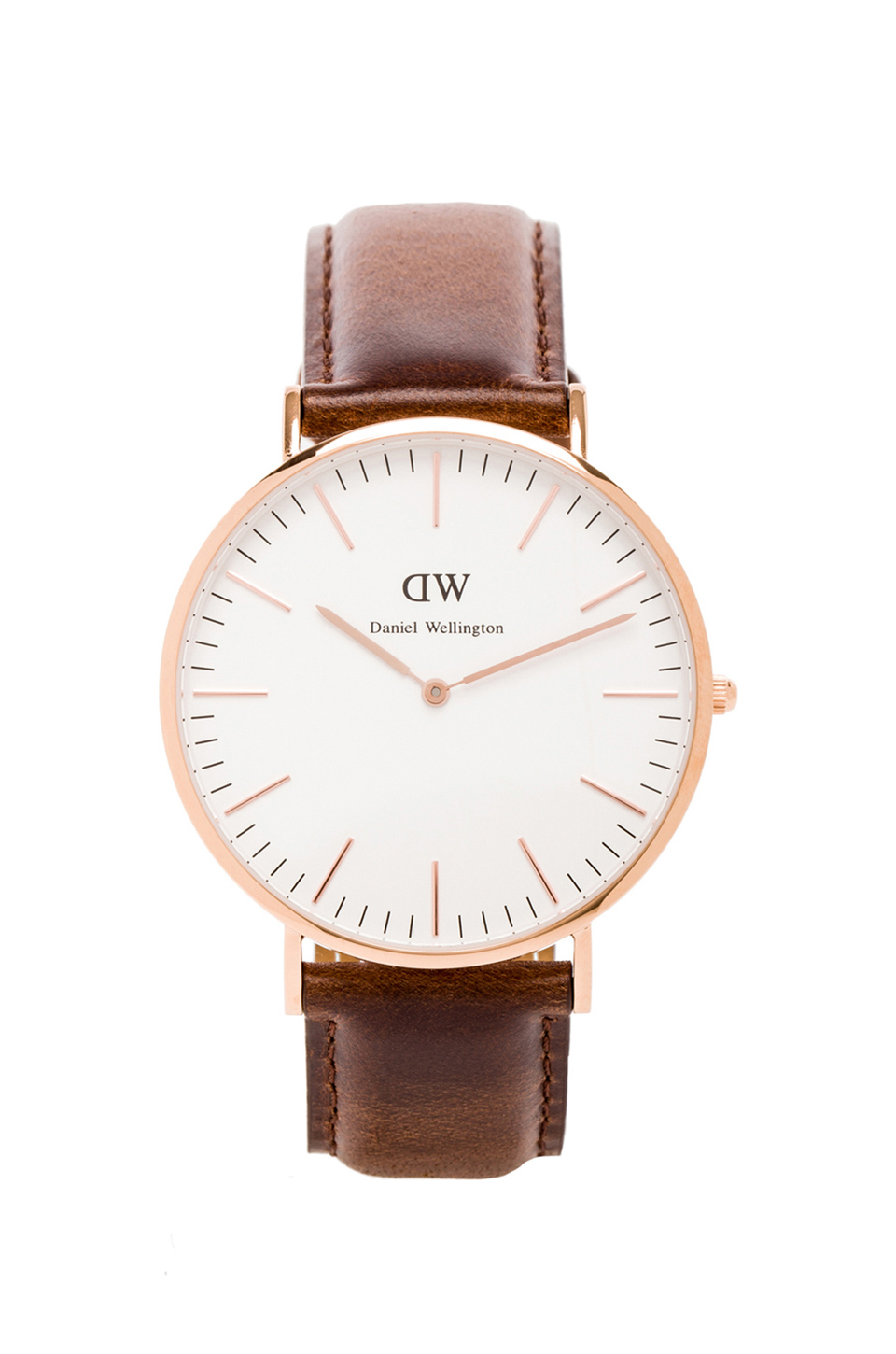 Daniel Wellington Bristol 40mm – 玫瑰金