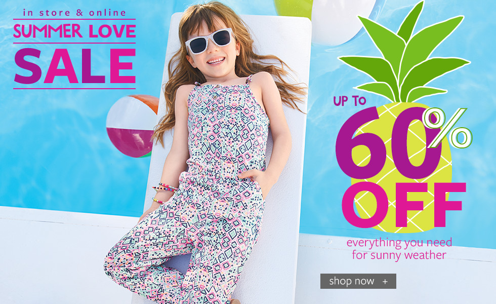 Summer Love Sale!