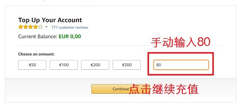 福利来了!Amazon.de 礼品卡超值活动火热进行中!