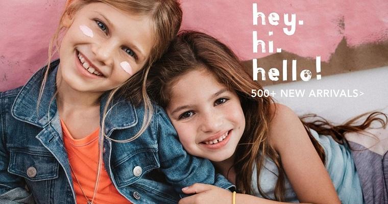 【上新】Gymboree 金宝贝:精选500+新款儿童服饰鞋子等