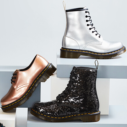 Nordstrom Rack:精选 Dr. Martens 时尚鞋履 低至6折 - 海淘优惠海淘折扣|55海淘网