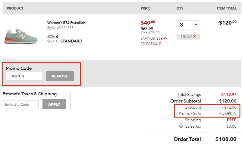 Joes New Balance Outlet:精選 新百倫 男女運動鞋 滿0額外9折 - 海淘優惠海淘折扣|55海淘網